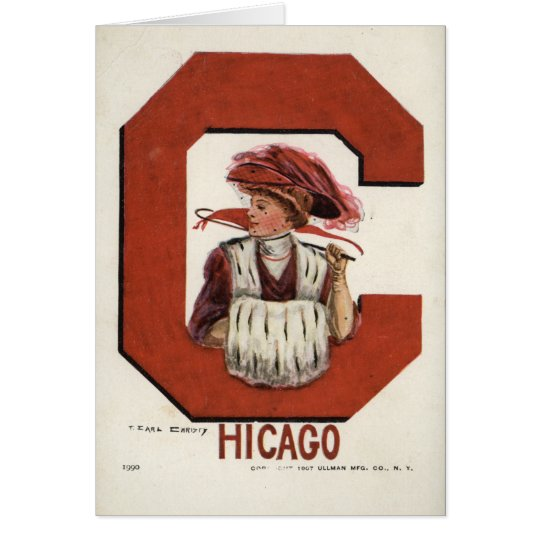 University of Chicago Girl Card