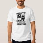 University of Classic Rock Tshirts