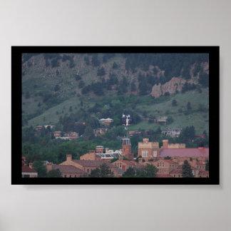 University of Colorado at Boulder Poster