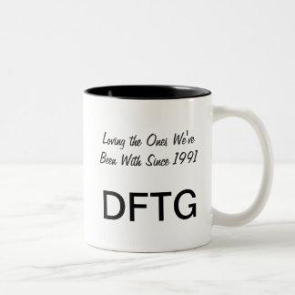 University of Delaware Deltones Mug