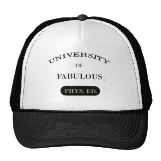University of Fabulous (Phys. Ed.) Trucker Hat