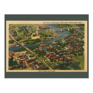 University of Minnesota, Minneapolis Postcard