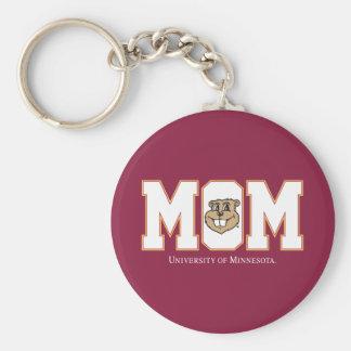 University of Minnesota Mom Key Chains