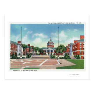 University of Rochester Postcard