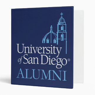 University of San Diego | Alumni Binders