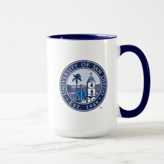 University of San Diego | Est. 1949 2 Mug