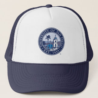 University of San Diego | Est. 1949 2 Trucker Hat