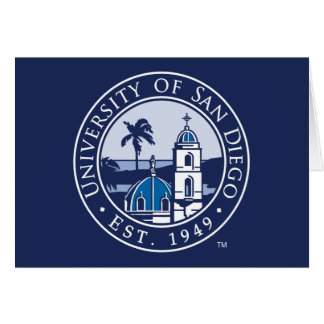 University of San Diego | Est. 1949 Card