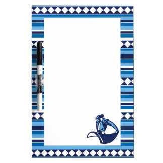 University of San Diego | Toreros - Tribal Pattern Dry Erase Board