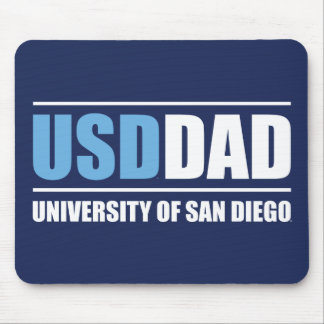 University of San Diego | USD Dad Mouse Pad