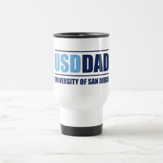 University of San Diego | USD Dad Travel Mug