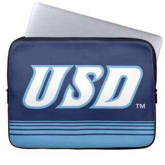 University of San Diego | USD Stripes Laptop Sleeve