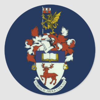 University of Southampton crest sticker