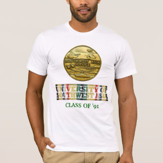 University of Southwest Asia Class Shirt