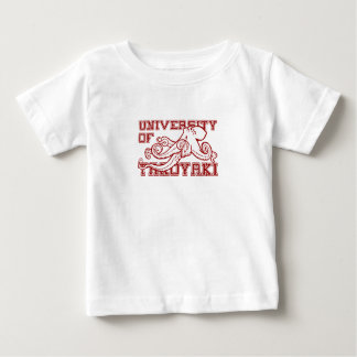 University of Takoyaki Japanese octopus funny Baby T-Shirt