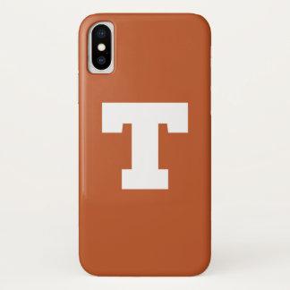 University of Texas | Texas Logo iPhone X Case