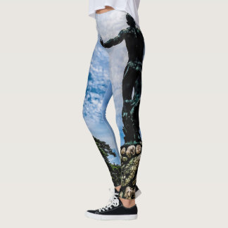 University of the Philippines Oblation Leggings