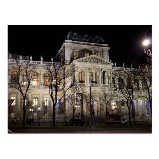 University Of Vienna Austria Postcard