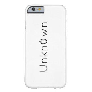 Unkn0wn Phone Case