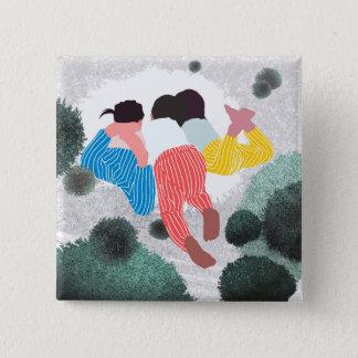 Unknown 2 Inch Square Button