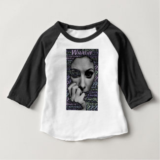 unknown face baby T-Shirt
