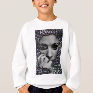 unknown face sweatshirt