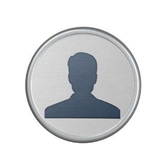 Unknown Man - Emoji Bluetooth Speaker