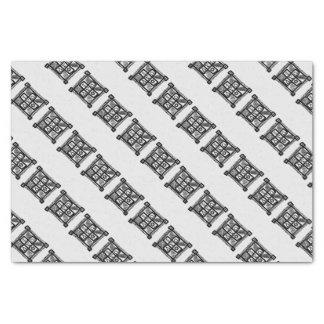 unknown patterns tissue paper