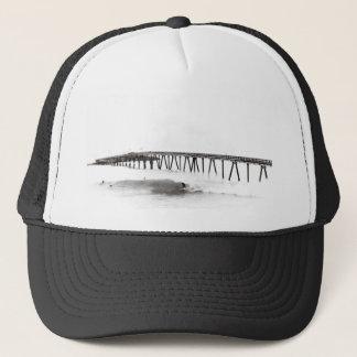 unknown surfer trucker hat