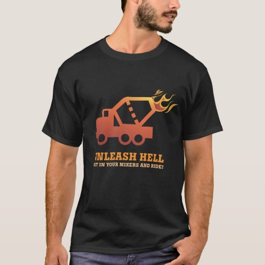 UNLEASH HELL T-Shirt