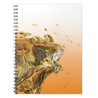 Unleash The Lion Notebooks