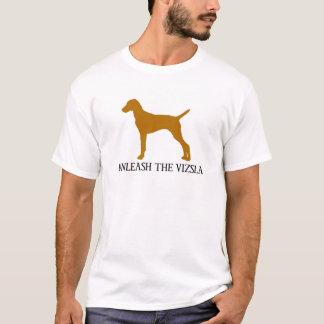 UNLEASH THE VIZSLA T-Shirt