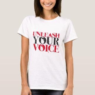 Unleash Your Voice T-Shirt
