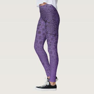 Unleashed Ultra Violet Leggings