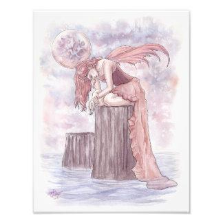 """Unless"" Fairy - Lorax inspired Photoprint Photographic Print"