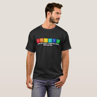 Unless Science Not Silence T-Shirt