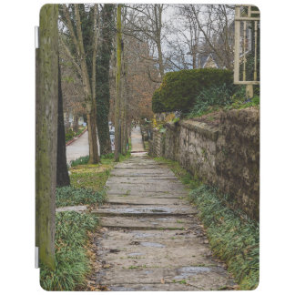 Unlevel Pathway iPad Cover