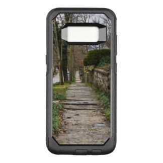 Unlevel Pathway OtterBox Commuter Samsung Galaxy S8 Case