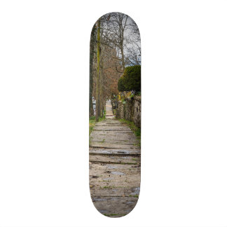 Unlevel Pathway Skateboard Deck