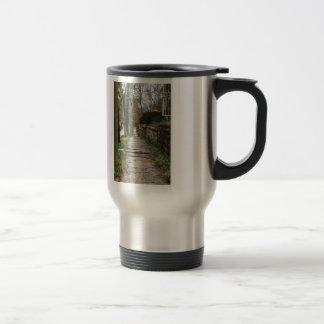 Unlevel Pathway Travel Mug