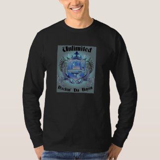 Unlimited Coat of Arms Band Shirt invered color
