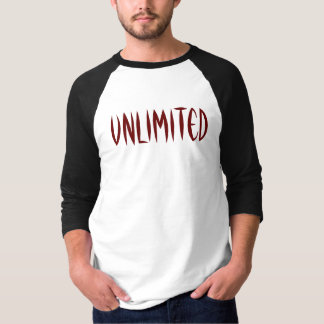 Unlimited - Customized T-Shirt