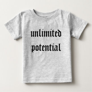 unlimited potential baby T-Shirt