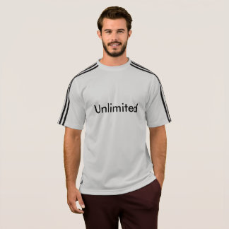 """""""Unlimited"""" Sporty T-Shirt"""