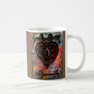 Unlock it coffee mug