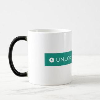 Unlock Your Life Logo Reveal Mug