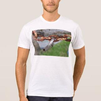 unlocked with back slogan T-Shirt