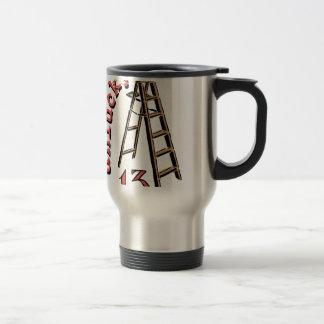 Unlucky 13 travel mug