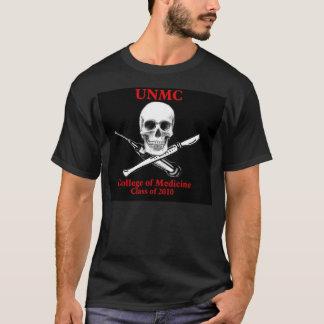 UNMC skull and syringe copy T-Shirt