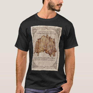 Unnatural Pile of Sticks t-shirt